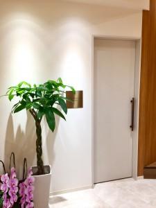 診察室 入口